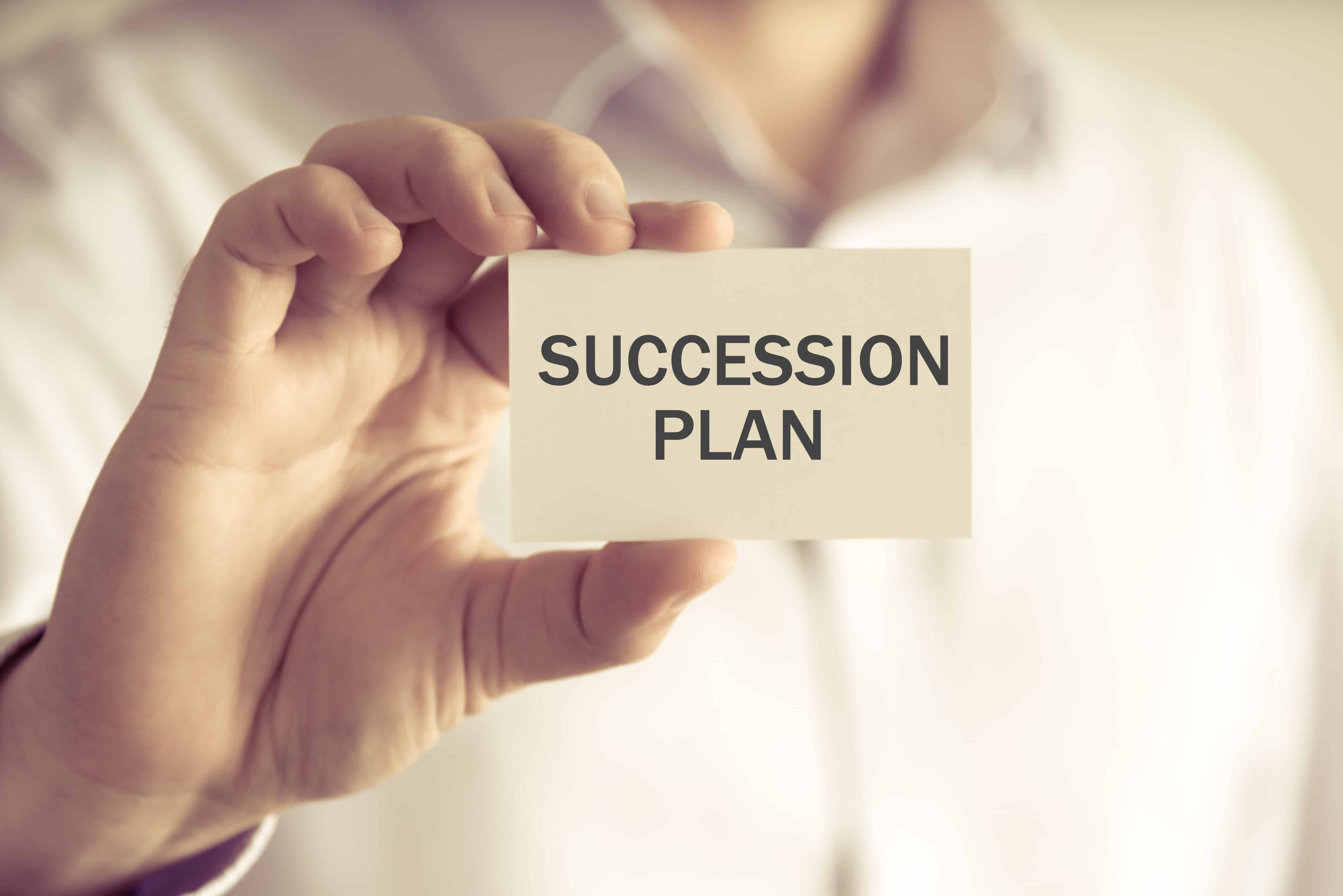 What Is a Business Succession Plan?